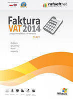 Faktura VAT 2014 START PC PL 5901289380010